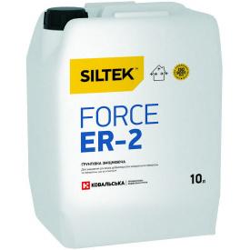 SILTEK Force ER-2 Грунтовка укрепляющая 10 л