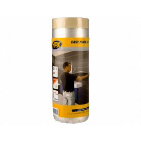 Плівка захисна з малярною стрічкою HPX 2700х16 м плівка PM270016