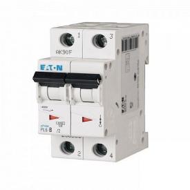 Автоматичний вимикач PL6 2p C 32A 6kA Eaton