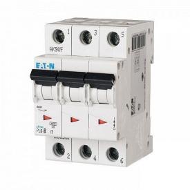 Автоматичний вимикач PL6 3p C 25A 6kA Eaton