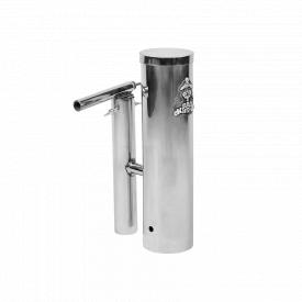 Дымогенератор для копчения Дид Коптенко 2,5л с охладителем и конденсатосборником нержавейка