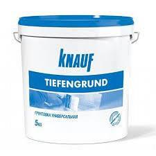 Грунт KNAUF Tiefengrund 5 кг (Україна)