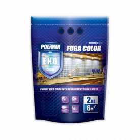 Заповнювач швів Polimin Fuga Color CG1 2 kg, jasmine (жасмін)