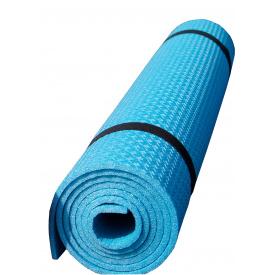 Коврик для фитнеса Polifoam 6 мм 0,6х1,5 м бирюзовый