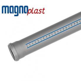 Труба HTEM 50/3000 мм Magnaplast