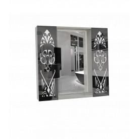 Шкаф-зеркало 70x64x14см ШК860