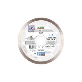 Диск алмазний Distar 1A1R 125x1,4x10x22,23 Hard ceramics