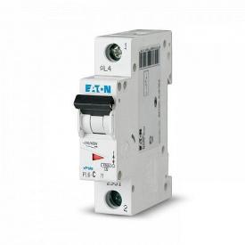 Автоматичний вимикач PL6 1p C 10A 6kA Eaton