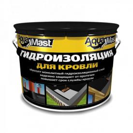 Мастика бітумно-гумова AquaMast 3 кг