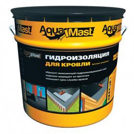 Мастика бітумно-гумова AquaMast 10 кг