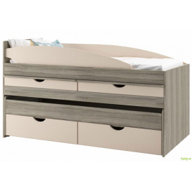 Кровать двухъярусная без матраса Саванна New Світ Меблів
