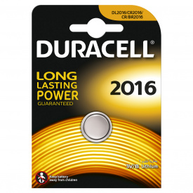 Батарейка DURACELL DL2016 DSN Litium 1 шт