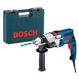 Ударная дрель Bosch Professional GSB 19-2 RE в чемодане с ШЗП