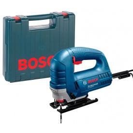 Лобзик Bosch Professional GST 8000 E в чемодане