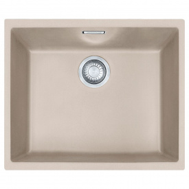 Кухонна мийка FRANKE Sirius Tectonite вбудована знизу, 1-камерна 525х440 мм h200, сахара 125.0395.607