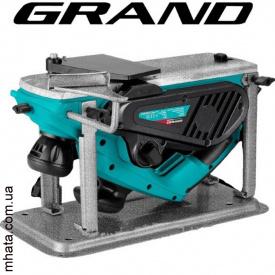 Рубанок Grand РЭ-1700 (переворотный, 110 нож)