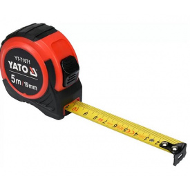 Рулетка YATO 5мx19мм (YT-71076)
