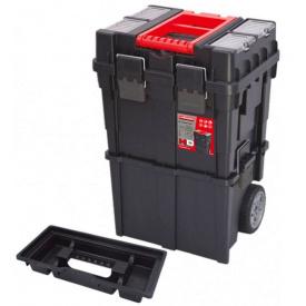 Ящик для инструментов HAISSER HD Compact Logic на колесах 450x350x645мм (90830)