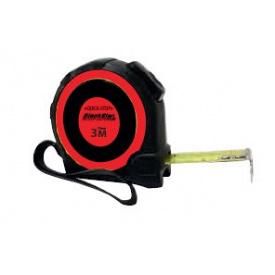 40-70193 Рулетка QUICK-STOP з магнітами 3 м 19 мм BlackStar