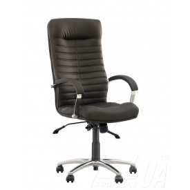 Крісло поворотне ORION STEEL CHR