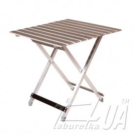 Стол Vitan ALUWOOD 500х670х535 мм