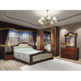Спальний гарнітур Світ меблів Венеція Нова 4Д