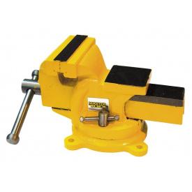 Тиски слесарные поворотные Mastertool 100 мм (07-0210)