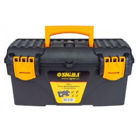 Ящик для інструменту Sigma 410х209х195мм (7403901)