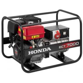 Генератор бензиновый HONDA ECT 7000 K1 GV