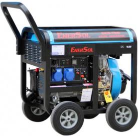 Генератор дизельный EnerSol SKD-7EB-3