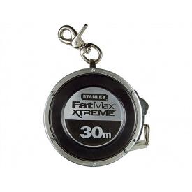 Рулетка STANLEY FatMaxSelfRetract 30мx9,5мм (0-34-203)