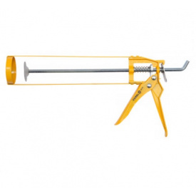 Пистолет для силикона скелетный VOREL (09150)