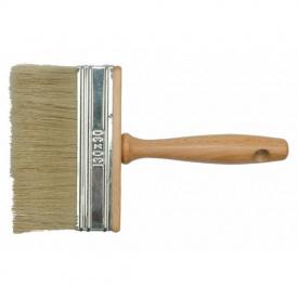 Макловица VOREL 30х130мм с деревянной ручкой (09638)