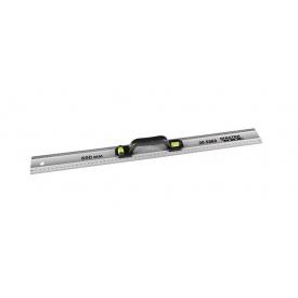Линейка строительная с ручкой MASTER TOOL 60см, 2 капсулы (39-5060)