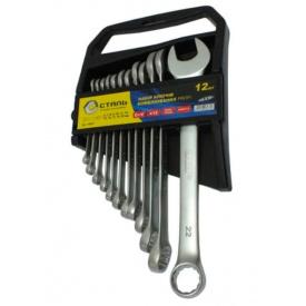 Набор ключей комбинированных Сталь 12 шт (69210)