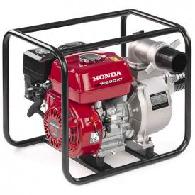 Мотопомпа бензиновая HONDA WB30XT3 D RX
