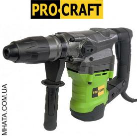 Перфоратор PROCRAFT 2350 бочка SDS MAX Professional 9 джоулей