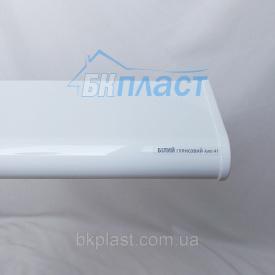Подоконник PLASTOLIT Глянец белый 350