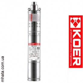 Скважинный шнековый насос KOER 4QGD 1.5-100-1.1