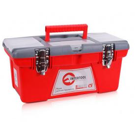 """BX-0516 Ящик для інструменту з металевими замками 16 """"415x210x190 мм"""