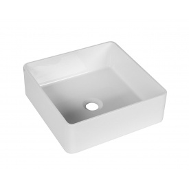 Умывальник для ванной комнаты Bulsan Minima квадрат 370х370х130