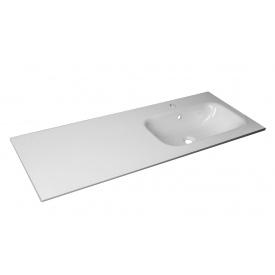 Умывальник для ванной комнаты Bulsan ZEN 1205x460х140 правый
