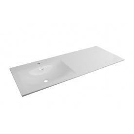 Умывальник для ванной комнаты Bulsan Linea 1205x515х160 левый