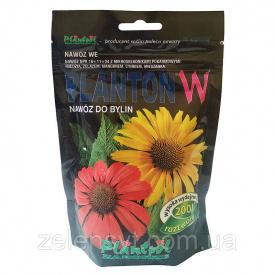 Удобрение Planton W для многолетних растений от Plantpol Zaborze Польша