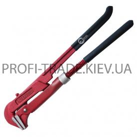 """HT-0186 Ключ трубный рычажный 0,75"""" 90"""