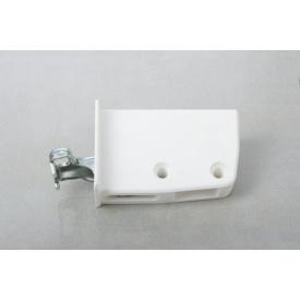 Навес кухонный 120 Euro Orvel для верхних модулей под прикручивание белый правый