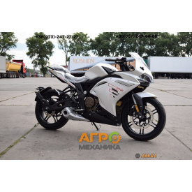 Мотоцикл VOGE 300RR (Loncin LX300GS GP300) инжектор+ ABS белый
