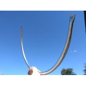 Кронштейн оцинкованный для егозы 600 мм