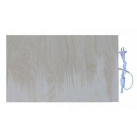 Обігрівач-підставка дерев'яний ТРІО 01602 80 Вт 50х31 см