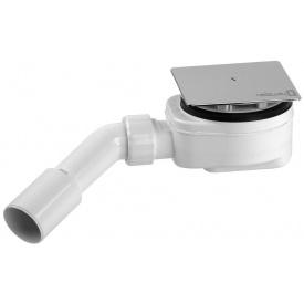 Сифон RADAWAY для піддону Argos ∅ 90 мм, кришка хром R399